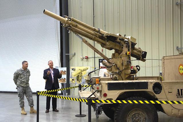 Mortar Fire Control System : Desarrollo y defensa mortero automático de tiro directo e