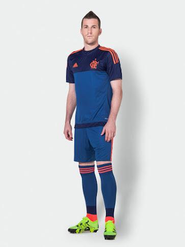 Adidas Flamengo 2015-16 Home Kit Released - Footy Headlines 3303b59f6