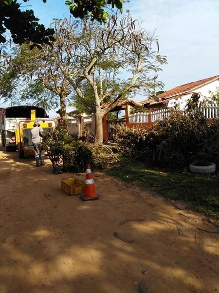 Prefeitura aldeense realiza serviços em mais 7 bairros