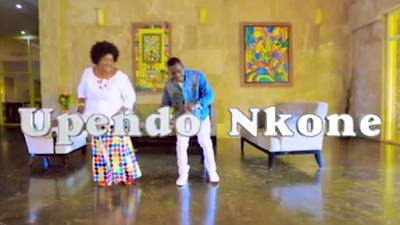 VIDEO Fabian Modern Ft. Upendo Nkone – Nataka Nikuone Yesu