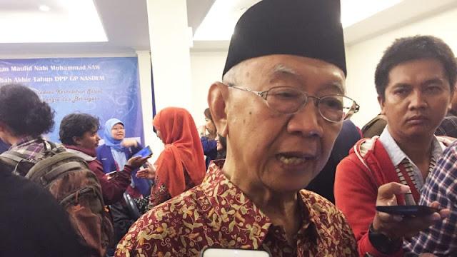 Empat Hal yang Bikin Gus Sholah Kecewa Kepada Jokowi