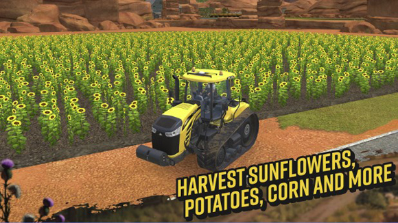 Farming Simulator 18 Mod Apk Unlimited Money Terbaru