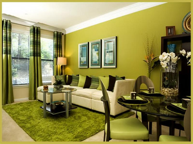 Green Interior Design And Furnitures