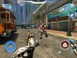 Download Game  N.O.V.A  Apk + Data