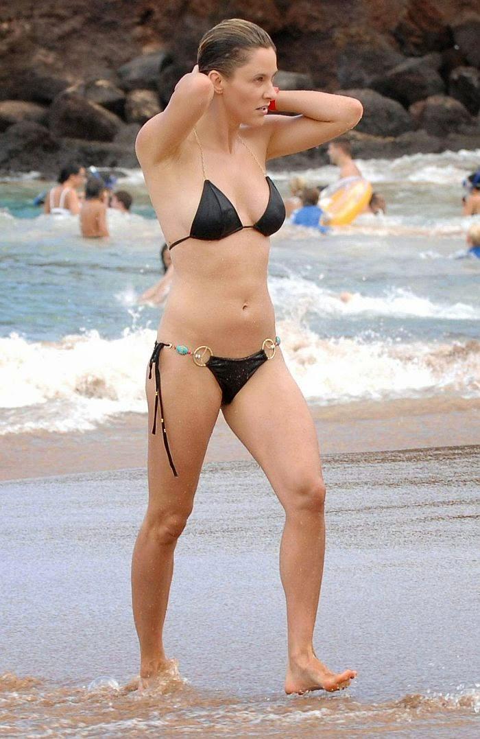 Jill douglas legs bikini