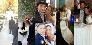 Teresa e Salvatore matrimonio