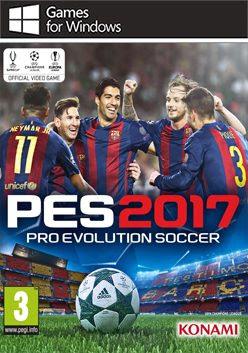 Pro Evolution Soccer PES 2017 (PC) + Narração PT-BR | Crack CPY