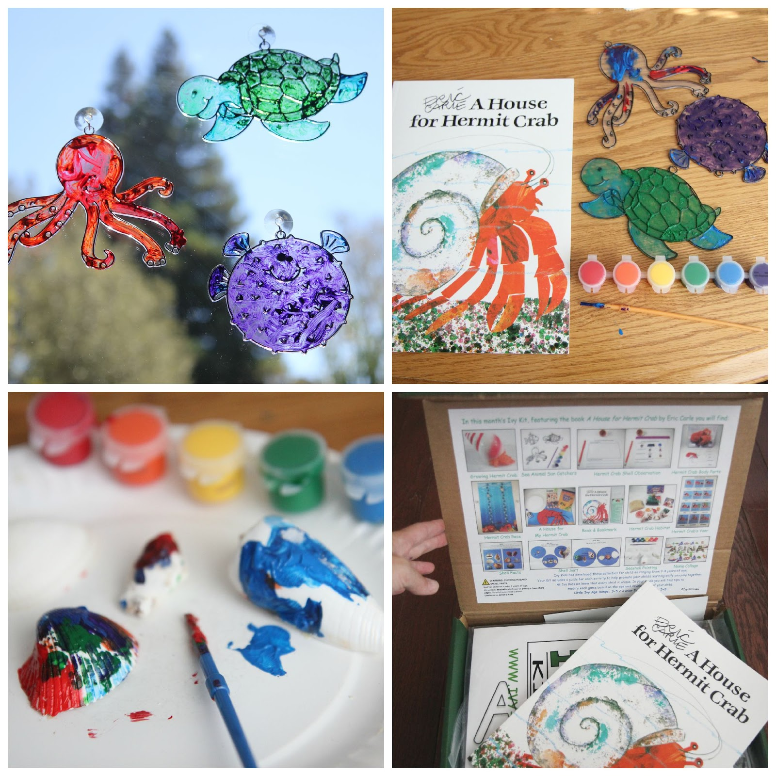Toddler Approved Monthly Activity Boxes From Ivy Kids