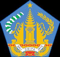 lambang / logo propinsi Bali