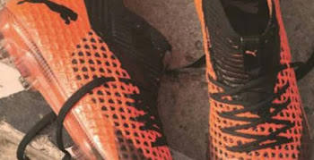 Orange   Black Next-Gen Puma Future Netfit 19 Boots Leaked 2cad8cca3