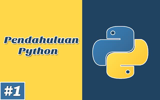 Pendahuluan Python