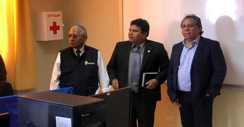 MINEDU: Destinan 25 millones de soles para licenciamiento de instituto tecnológico de Moquegua - www.minedu.gob.pe