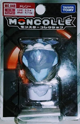 Carbink figure Takara Tomy Monster Collection MONCOLLE MC series