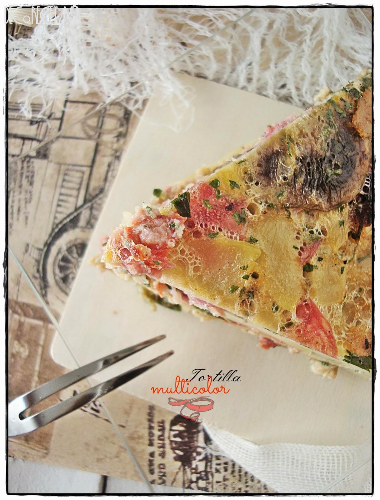 Tortilla Multicolor