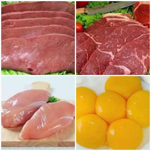 Ferro é um nutriente importante para o organismo, o consumo de carnes vermelha, morango, podem curar anemia.