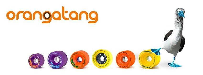 Image result for orangatang wheels logo