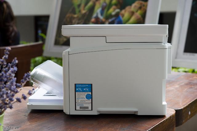 HP giới thiệu dòng máy in LaserJet Pro mới, tốc độ in tăng 20%