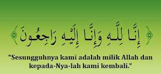 Doa Ketika Mendengar Orang Meninggal Lengkap Arab, Latin dan Artinya