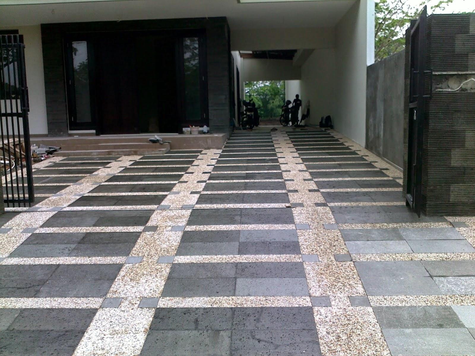 batu alam andesit untuk dinding dan lantai batu alam