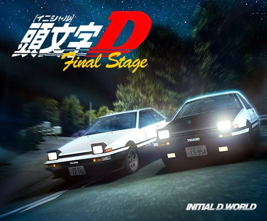 Initial D Final Stage Subtitle Indonesia