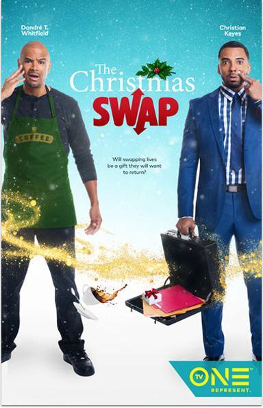 The Christmas Swap (TV Movie 2016)