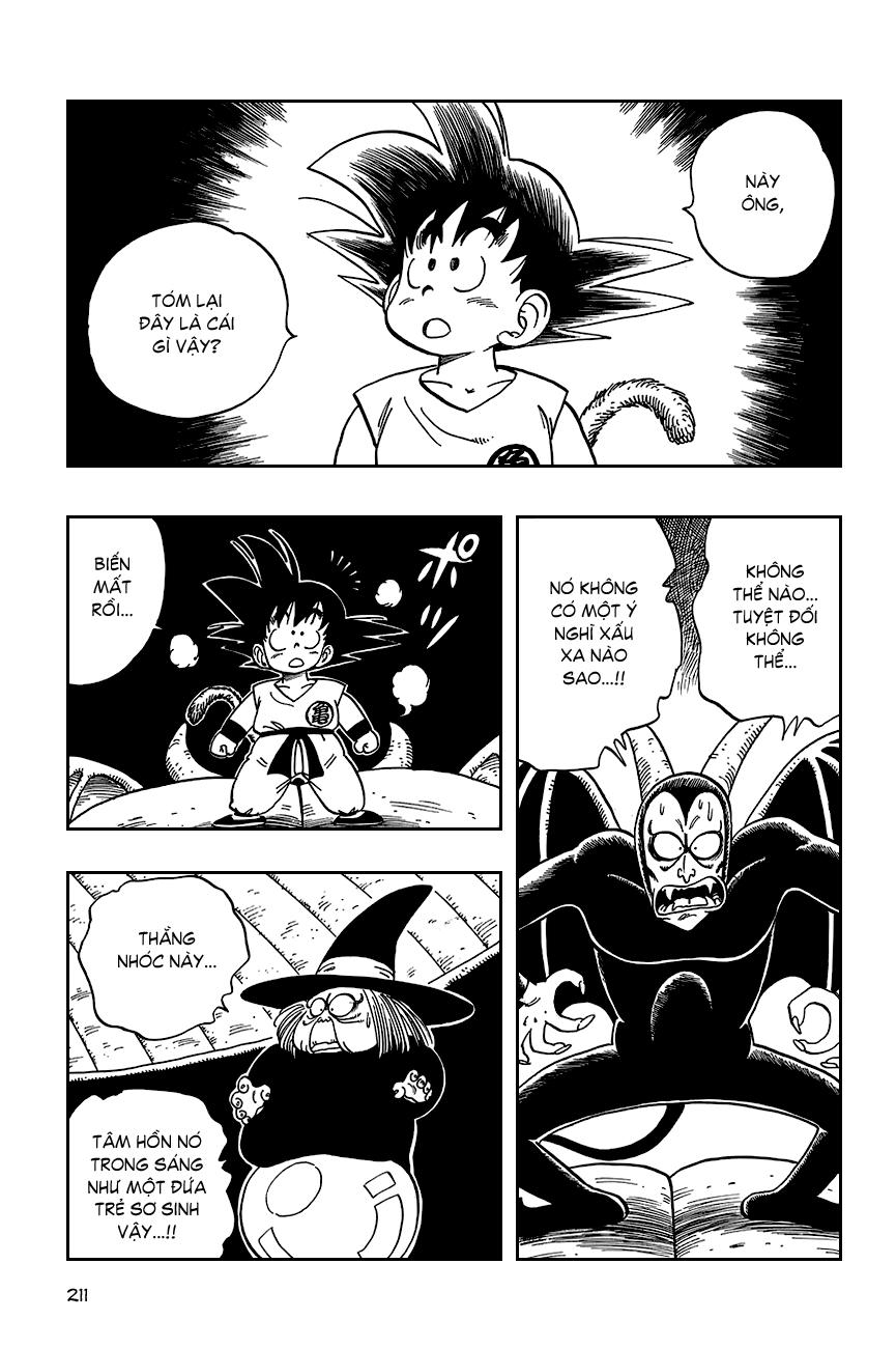Dragon Ball chap 104 trang 10