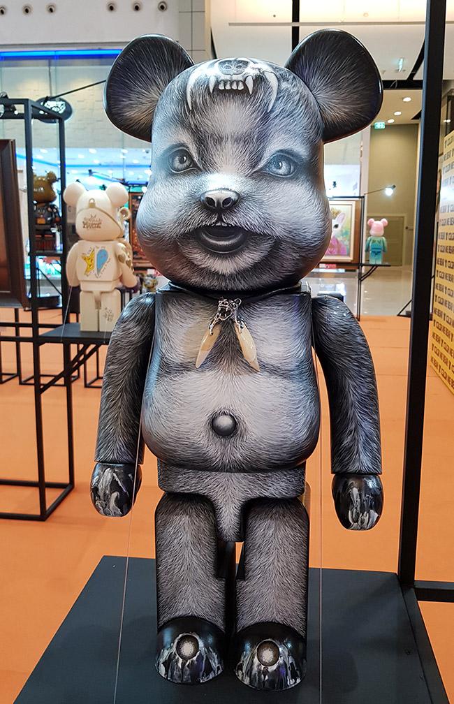 Attapol Komwong อัฐพล คำวงษ์ - Color Me Bear 2018 designer Be@rBrick toy