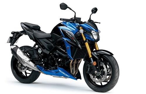 spesifikasi Suzuki GSX-S750 ABS