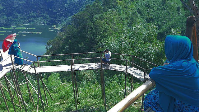 wisata alam seroja  Wonosobo