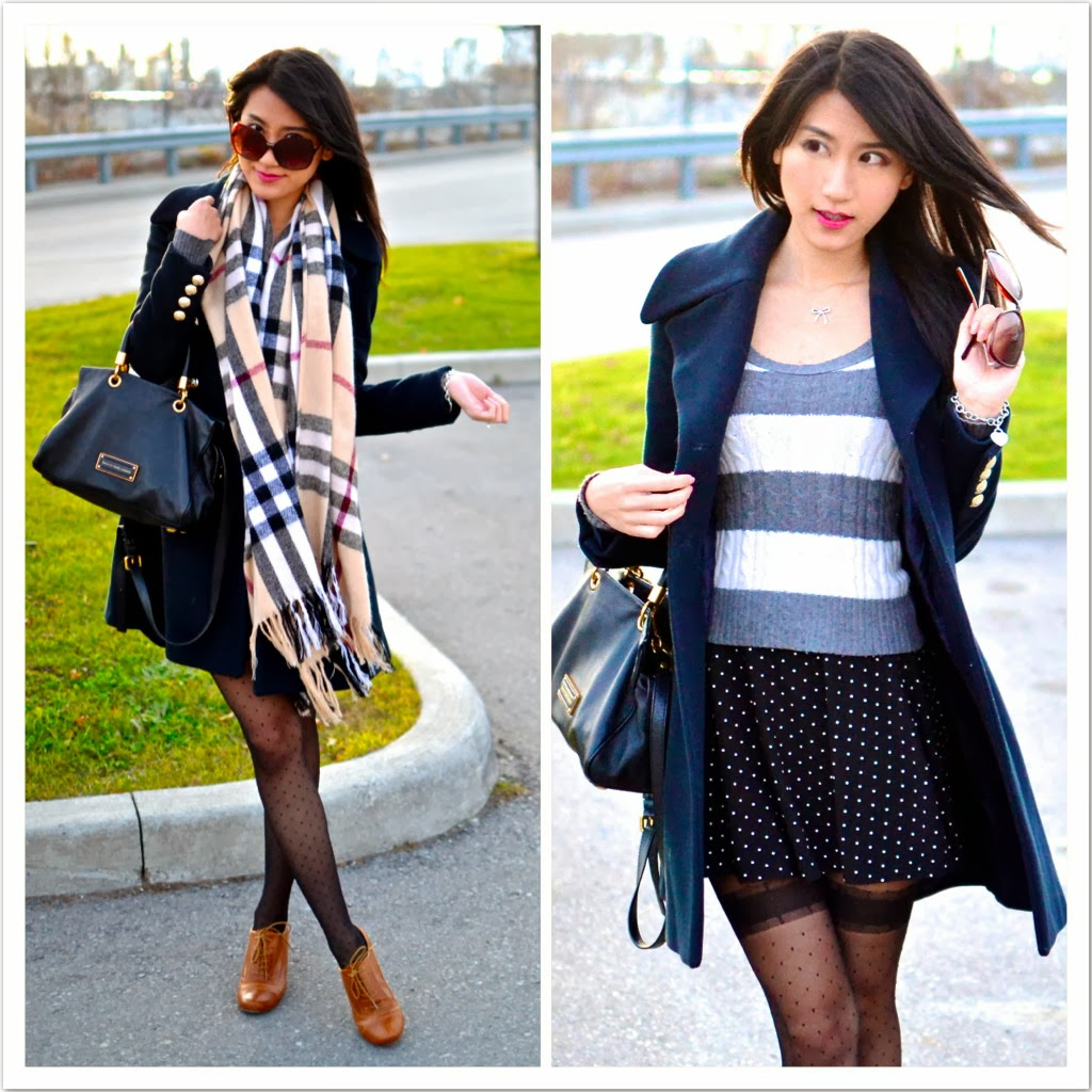 Winter outfit: Cute Leggings! - Kerina Mango