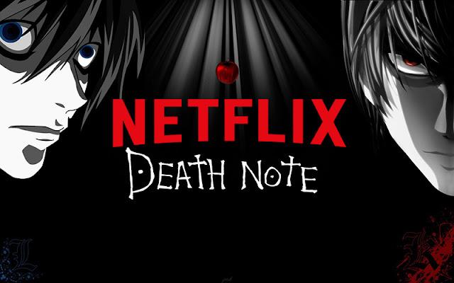 Netflix prepara la adaptación de ' Death Note'