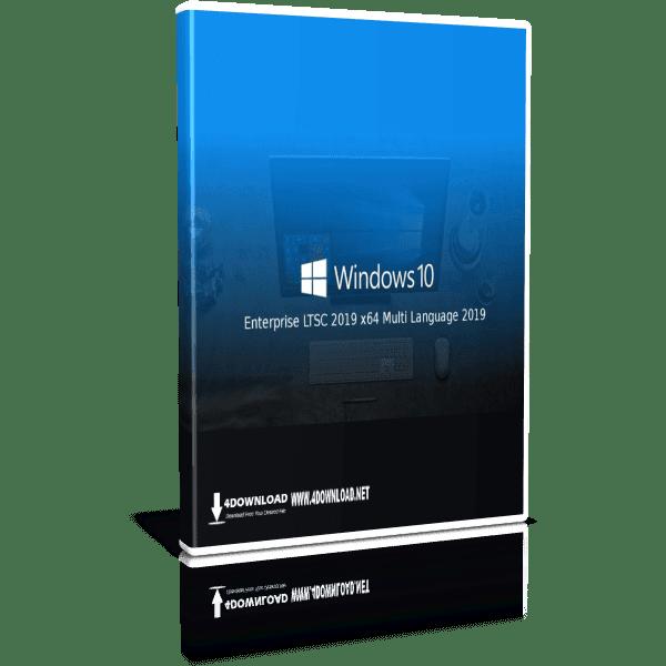 Download Microsoft - Windows 10 Enterprise LTSC 2019