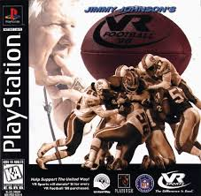 Jimmy Johnsons VR Football 98 - PS1 - ISOs Download