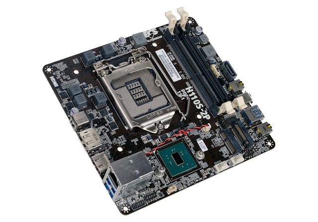 ECS H110S-2P