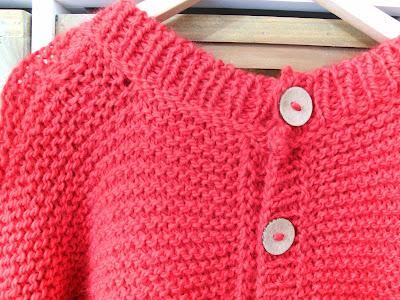 tejer jersey de lana gorda para principiantes