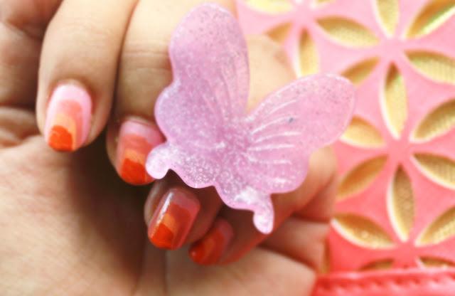 Easy Pastel Easter Nail Art