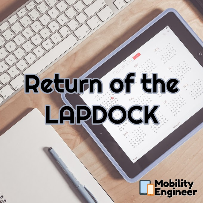 Return of the Lapdock