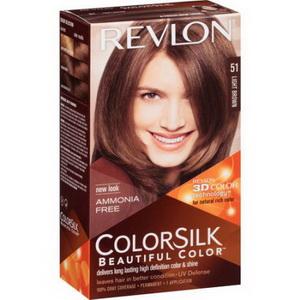 Thuốc nhuộm tóc Revlon ColorSilk mã màu 51 hàng Mỹ xách tay