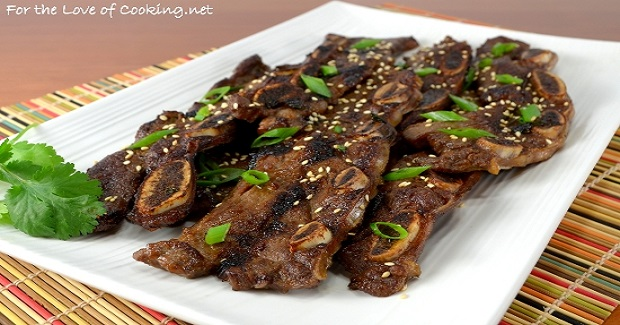 Asian-Style Flanken Short Ribs Recipe