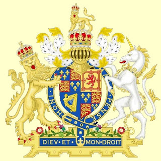 Arms of the Royal House of Stuart