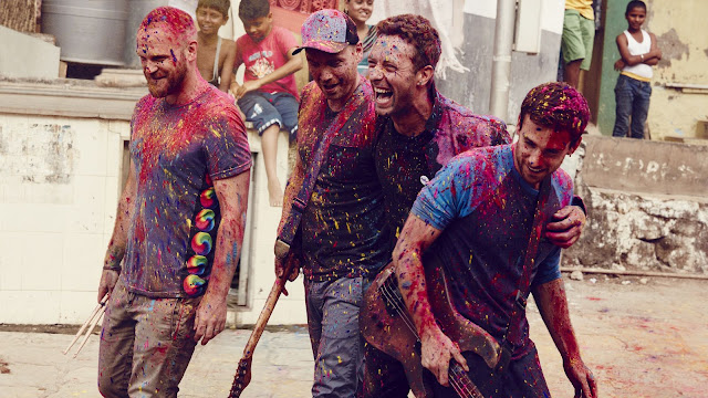 Watch Coldplay perform LIVE only on Vh1!