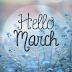 Hello march!!!