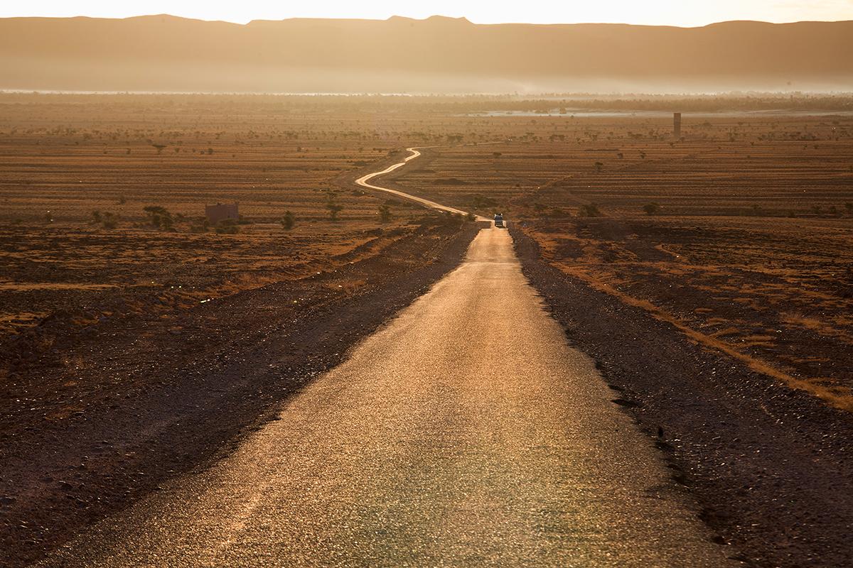 Maroko-Dolina Rzeki Draa