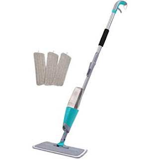 finnhomy spray mop