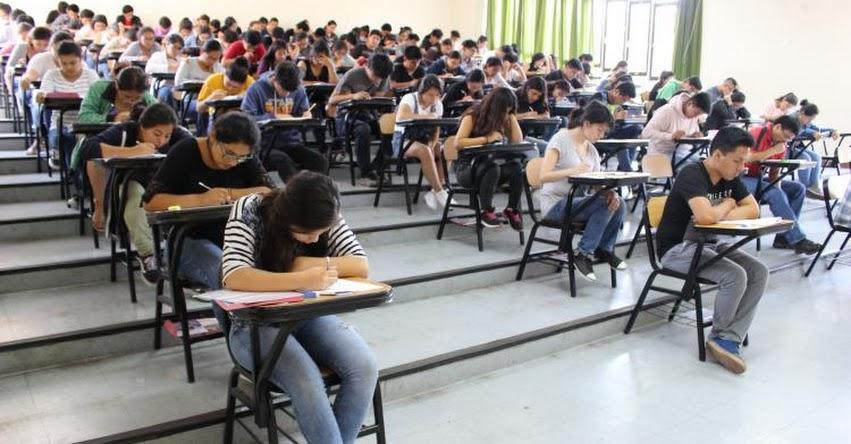 UNMSM: Más de 19 mil estudiantes rendirán Simulacro Presencial Descentralizado de Examen de Admisión en 17 ciudades del país (Resultados 19 Agosto) www.unmsm.edu.pe