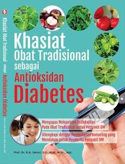 Khasiat Obat Tradisional Sebagai Antioksidan Diabetes