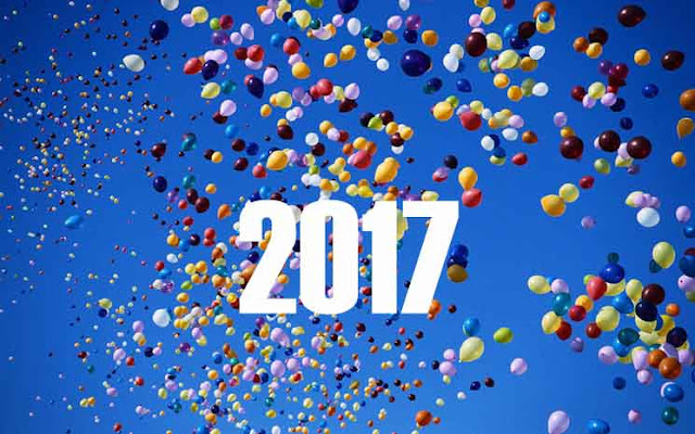 Happy New year advance wishes 2017