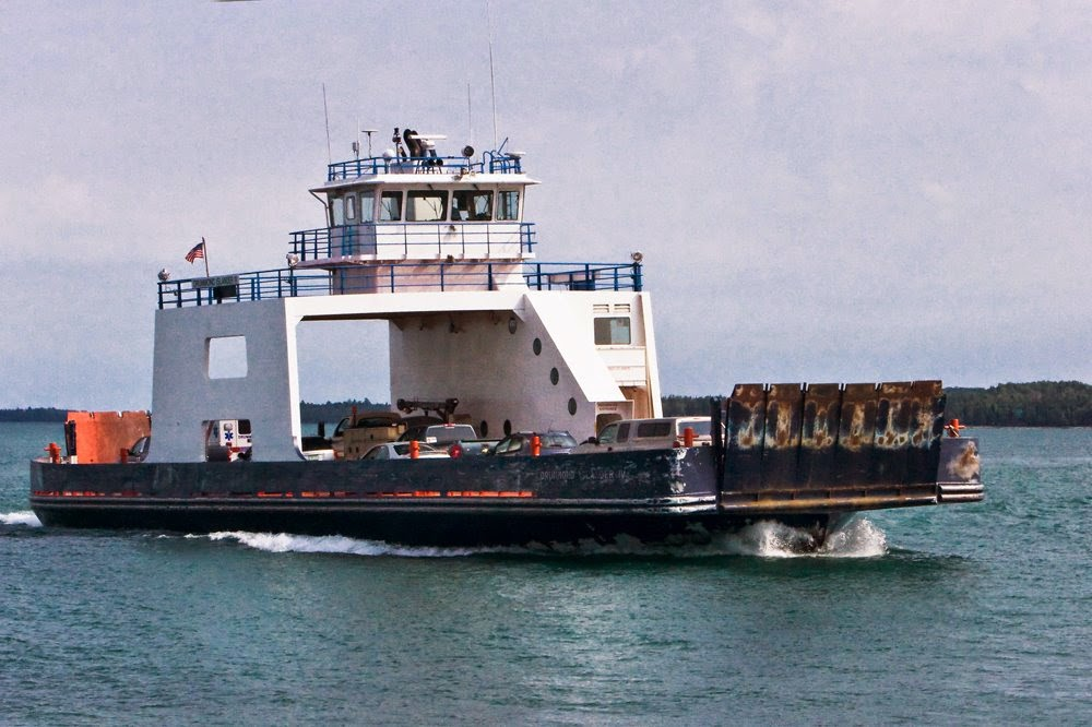 Drummond Island Ferry Schedule