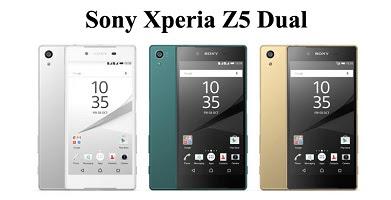 Spesifikasi lengkap sony xperia z5 dual, harga sony xperia z5 dual baru, harga sony xperia z5 dual bekas