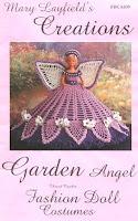 Crochê Para Barbie - Vestido de Anjo em Crochê Com Gráficos
